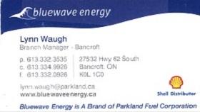 Bluewave Energy Logo