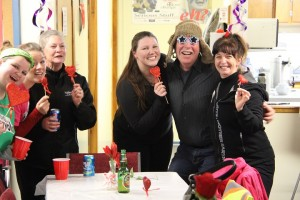 2015 Don Fevreau Memorial Ladies Valentine's Bonspiel
