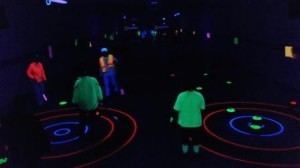 2016 Glow in the Dark Bonspiel